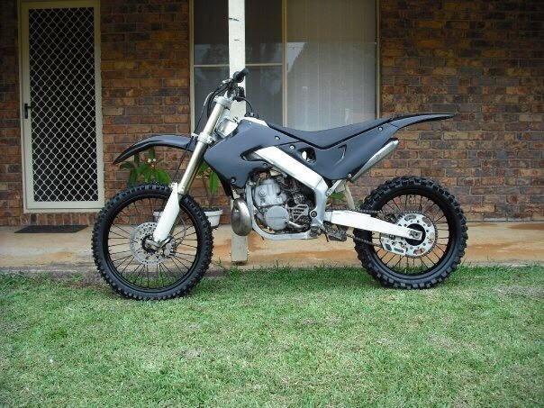 Cr250 2003