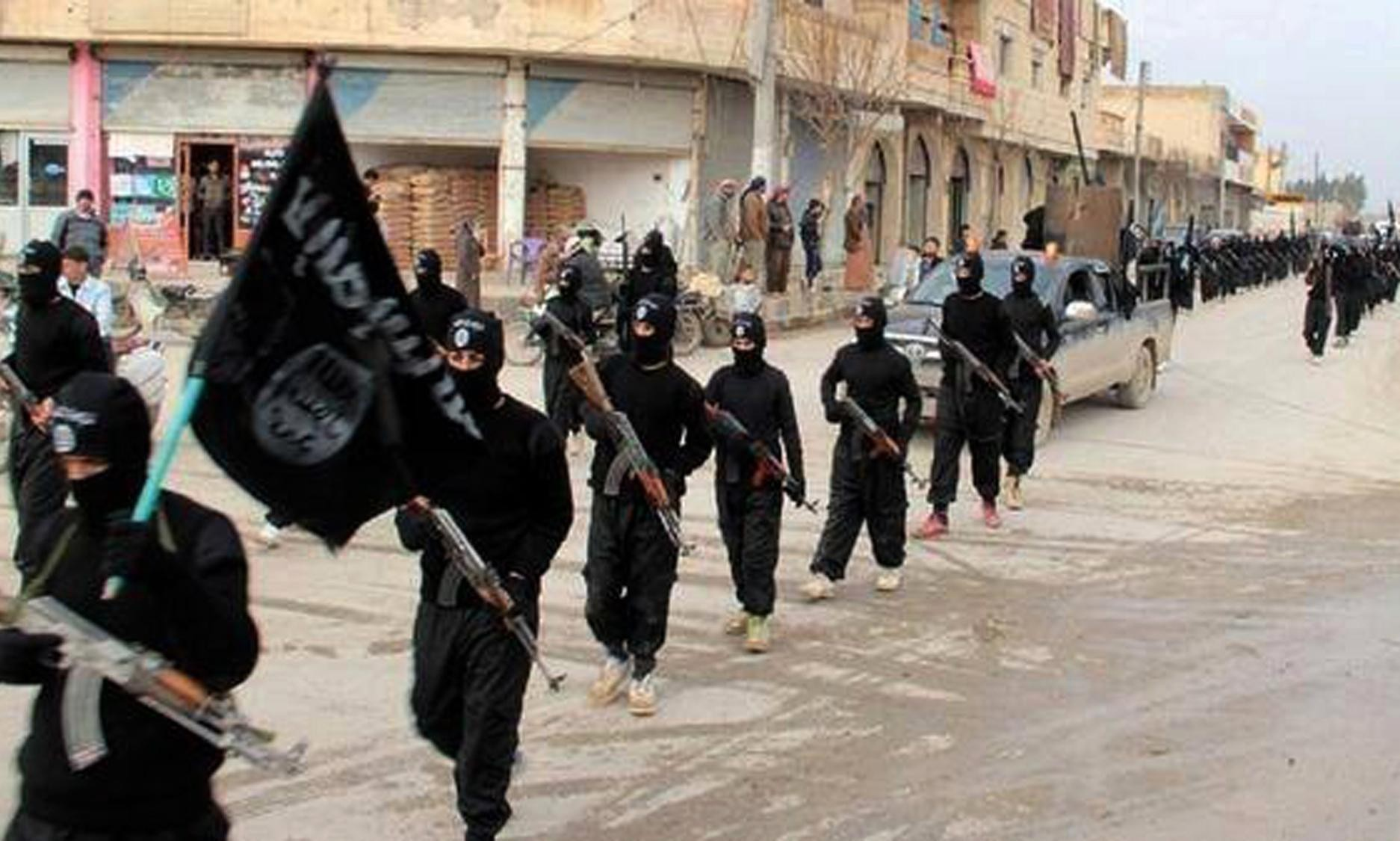 I was held hostage by Isis. They fear our unity more than our airstrikes