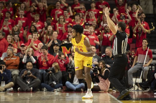 No. 7 Maryland rolls at home over Oakland