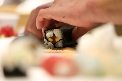Global Sushi Challenge 2015: Pictures