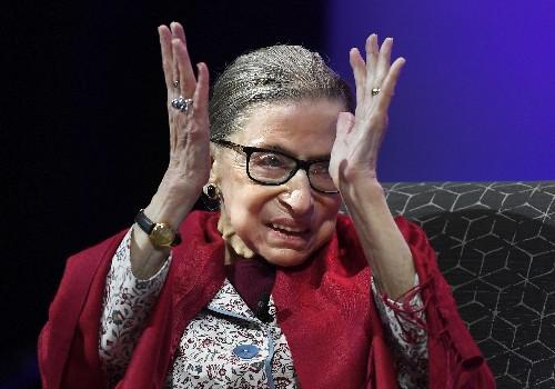 Ginsburg to receive $1 million Berggruen Prize