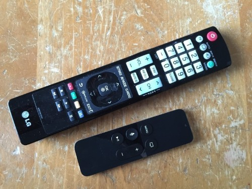 How to use your old TV remote with your new Apple TV