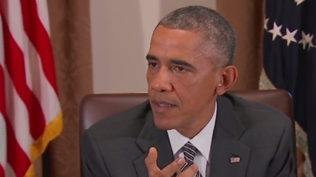 Obama: 'Much more aggressive' Ebola response