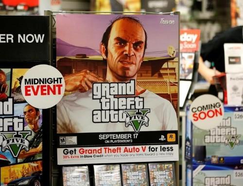 'NBA 2K', 'Grand Theft Auto V' help Take-Two surge past estimates