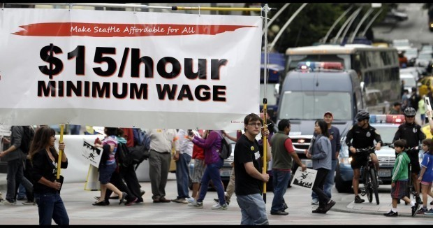 Fast Food Workers: You Don't Deserve $15 an Hour to Flip Burgers, and That's OK