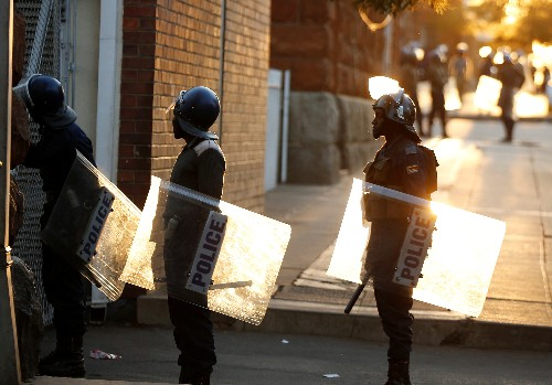 Police, soldiers deploy in Zimbabwe's Bulawayo as opposition appeals protest ban