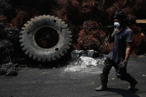 Trading tires: How the West fuels a waste crisis in Asia