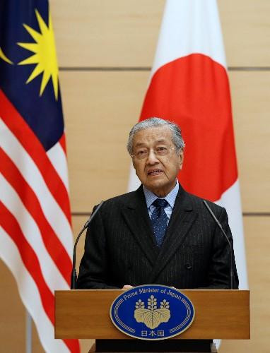 """مهاتير محمد: جولدمان ساكس """"غش"""" ماليزيا في تعاملات مع صندوق حكومي"""