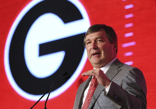 Georgia leads growing SEC pack chasing powerhouse Alabama