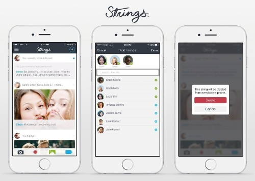 Strings Is A Messaging App That Will Let You Un-Text Someone