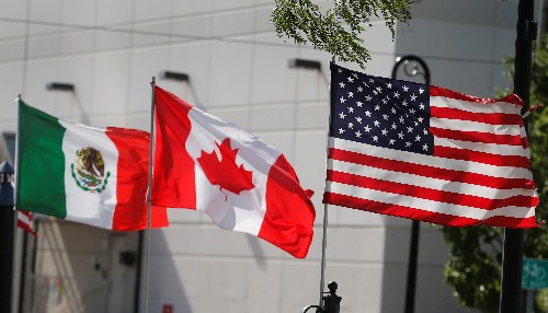 Canada and Mexico may be open to tweaking USMCA: U.S. Democrat