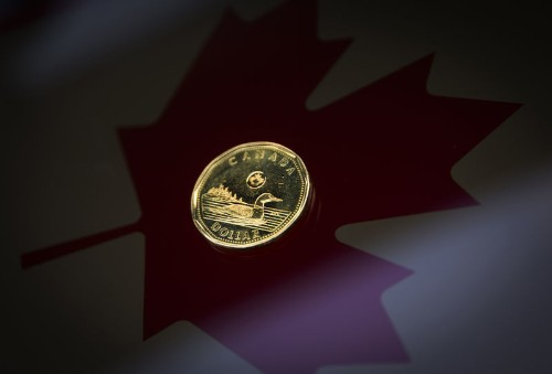 Canadian dollar rebounds from one-week low as greenback falters