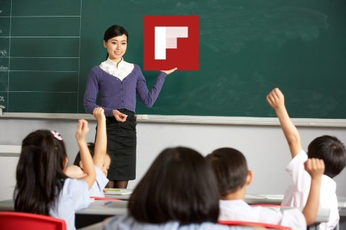 Educators Send Flipboard Magazines Into the Classroom