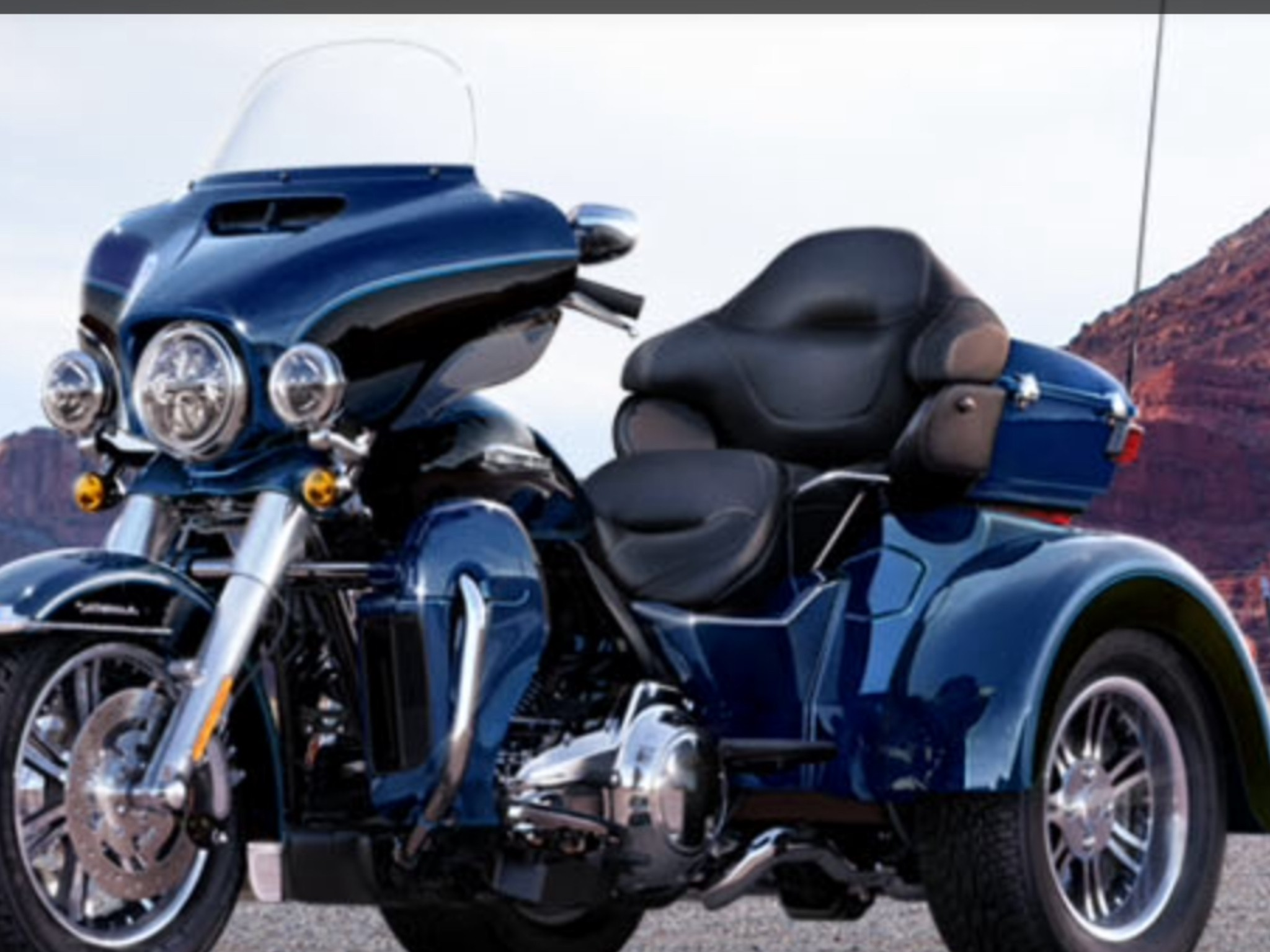 Harley's/Trike's and other Bike's are here for you to see..... - cover