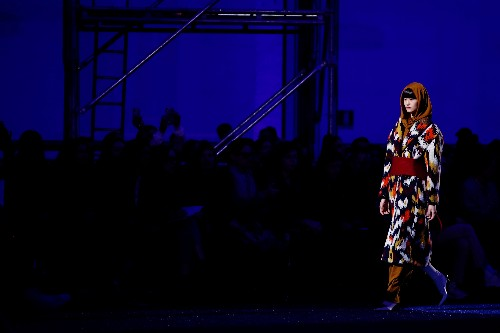 Missoni glitters at Milano Fashion Week with sparkling line