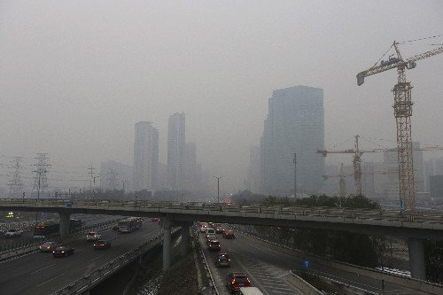 China's capital Beijing vows air quality improvement but gives no target