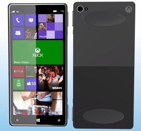 Aprés l'XBOX ONE on a le smartphone Xbox One Sous Windows-Phone De Microsoft !