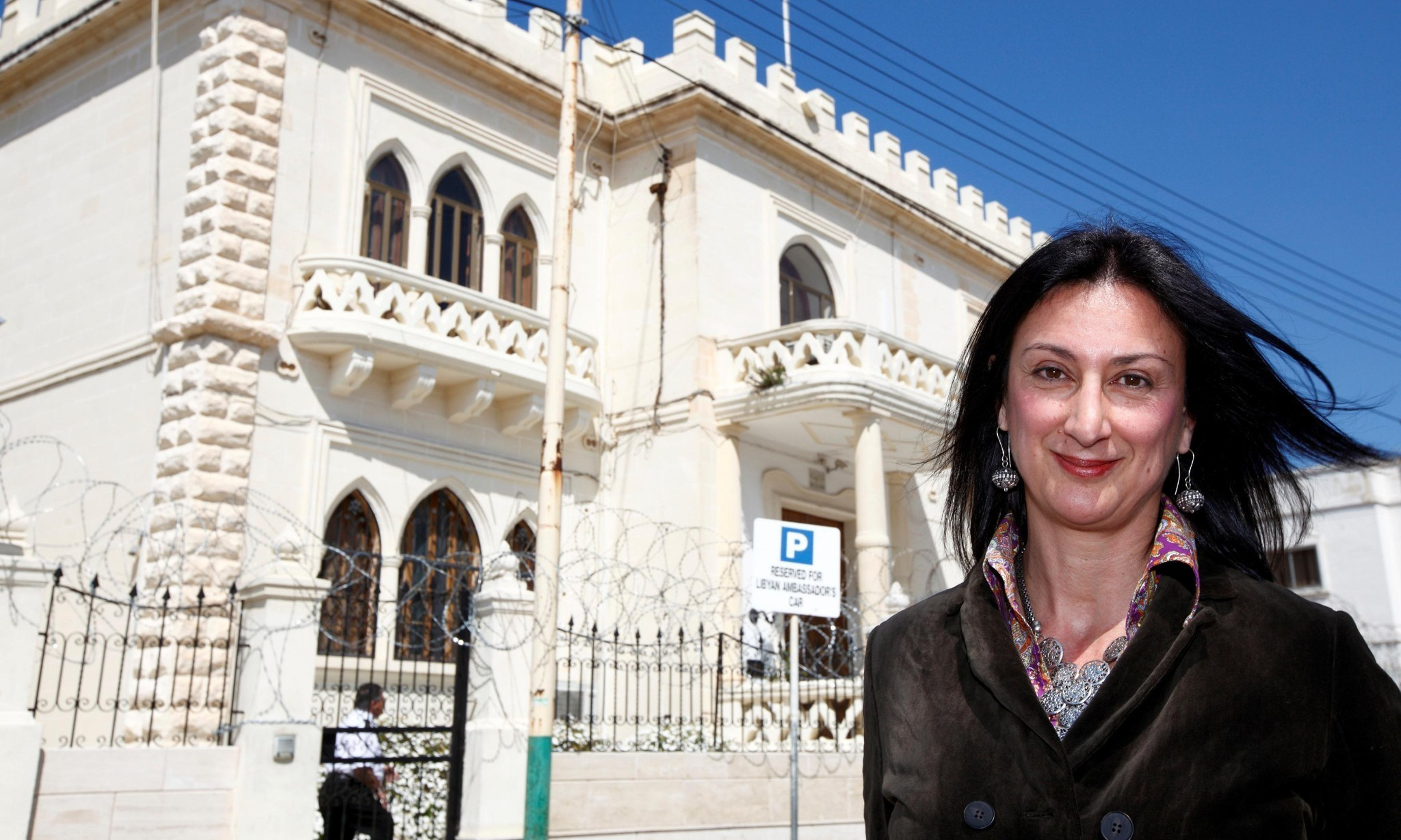 Daphne Caruana Galizia obituary