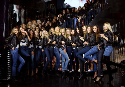 Victoria Secret's Models in Pictures