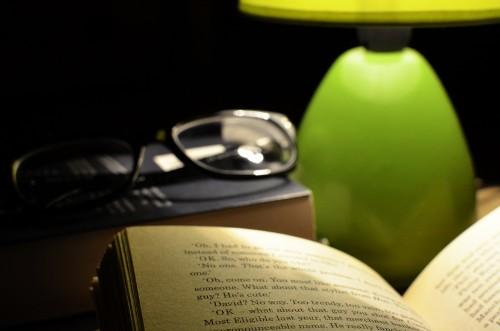 给周末死宅且爱阅读的你