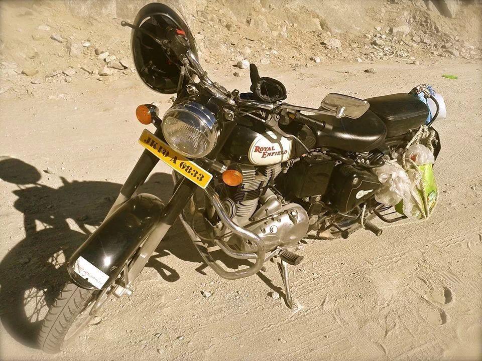 My Ladakh #Companion #Classics 350!!!!!