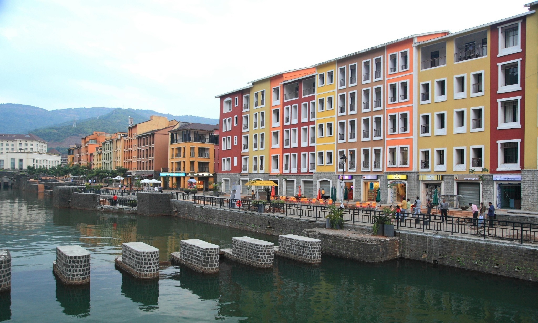 Inside Lavasa, India's first entirely private city built from scratch