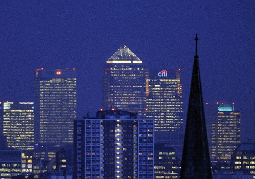 UK economy flat-lined in fourth quarter before post-election bounce