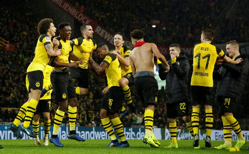 Soccer: Talking points from the Bundesliga weekend