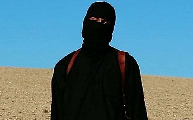 """Jihadi John"" reportedly wounded in airstrike"