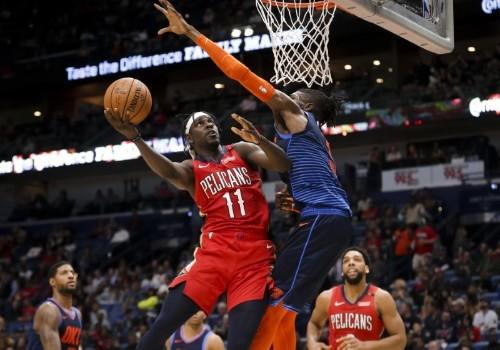 NBA roundup: Davis injured in Pelicans' win