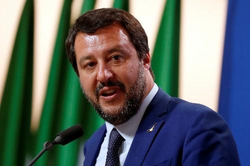 Salvini - Europawahl hat großen Einfluss auf Draghi-Nachfolge