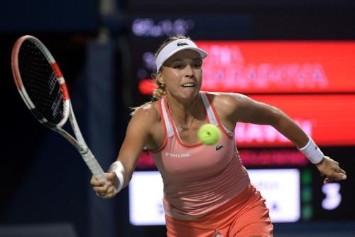 Tennis: Kerber knocked out by Estonian Kontaveit in Cincinnati