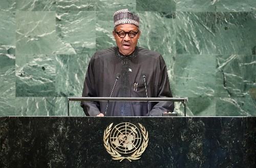 Nigeria's Buhari denies dying and being replaced by lookalike