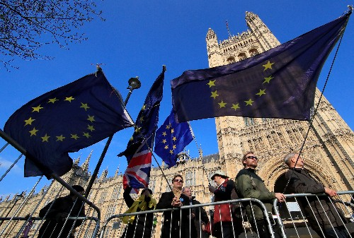 It's all about Brexit: The United Kingdom's EU election