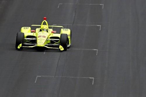 Pagenaud triomphe sur les 500 Miles d'Indianapolis
