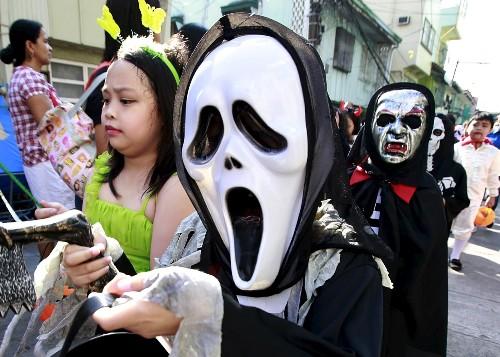 Halloween 2015 in Pictures
