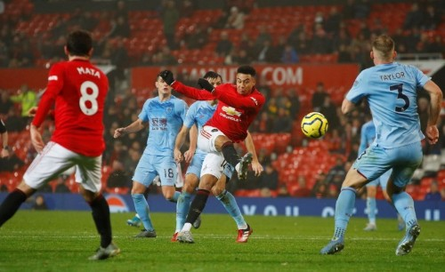 Manchester United fall to Burnley as fans turn on U.S. owners
