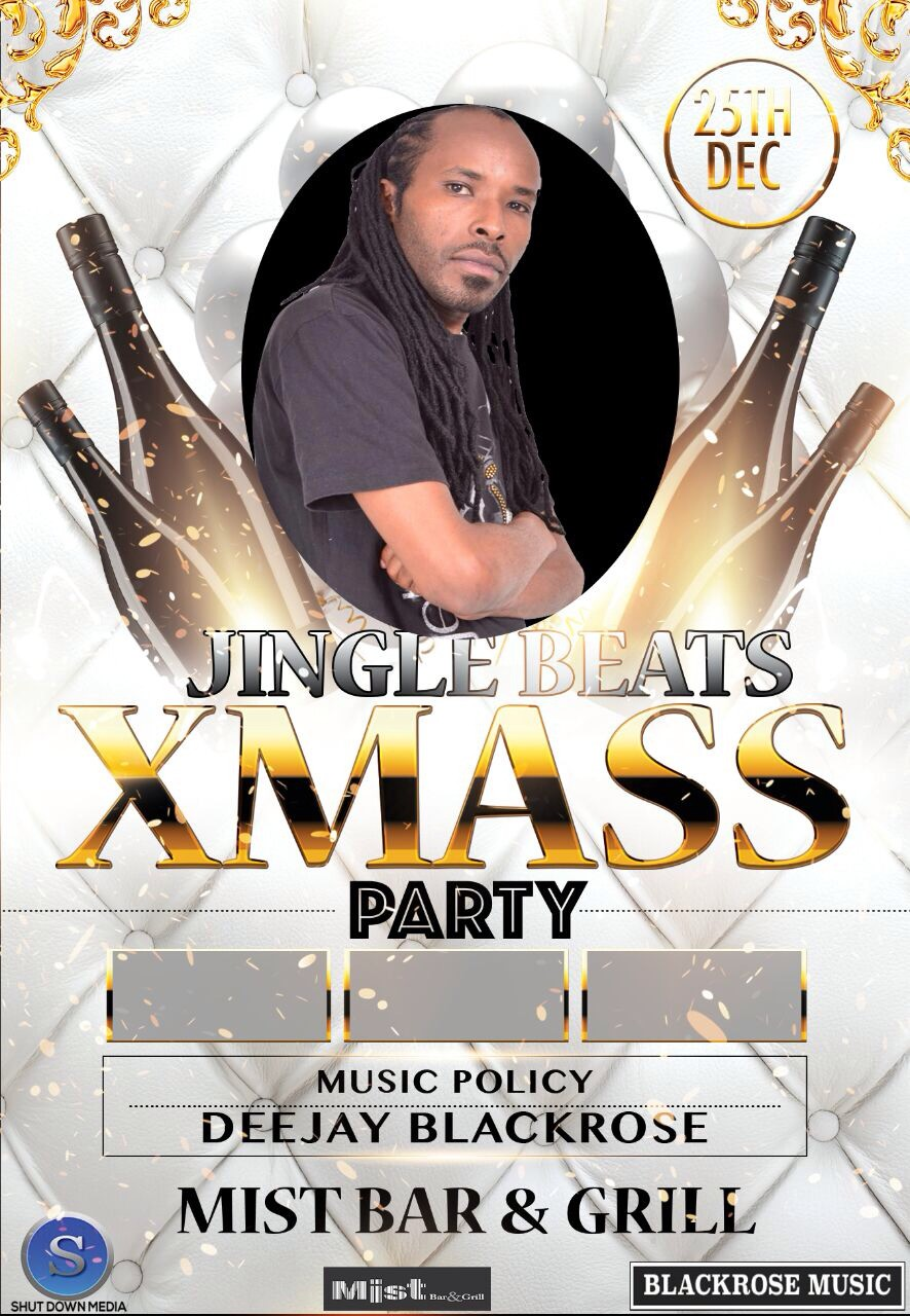 Xmass party at Mist grill Nairobi