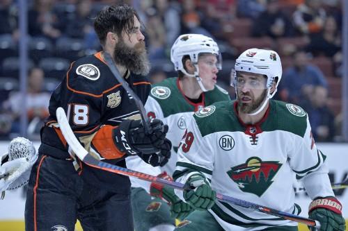 Granlund nets pair as Wild dominate Ducks