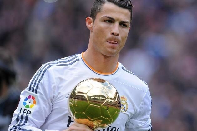 This is Ronaldo.