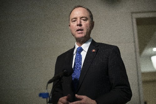 Schiff, ever a prosecutor, draws GOP ire in impeachment