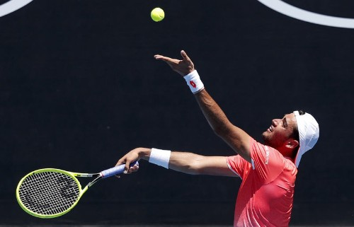 Tennis: Berrettini overpowers Auger-Aliassime to lift Stuttgart title