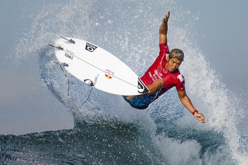 The Elite 8 at the Bali Surf Competition: Pictures