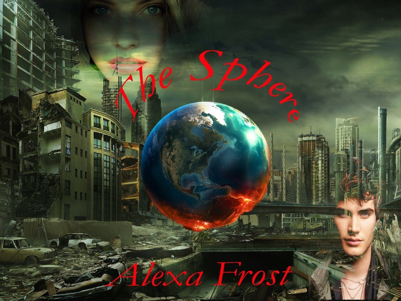 """The Sphere is being hailed as """"epic"""" Are you ready? #YA #dystopic #apocalyptic"""