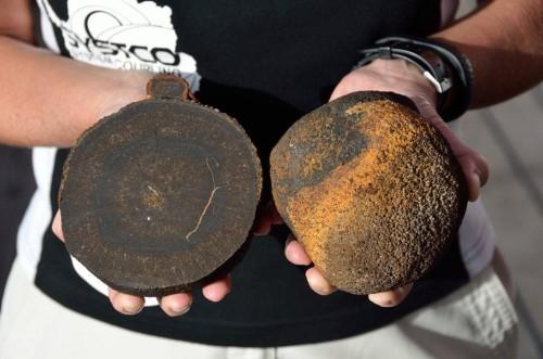 Rare Earth Metal Balls Found Beneath The Atlantic Ocean