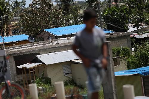 Puerto Rico to get $18.5 billion to rebuild shattered housing market