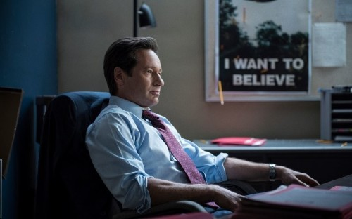 Paranoid? The X-Files Are Here to Help