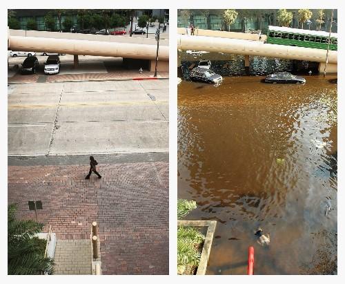 Hurricane Katrina, Then and Now