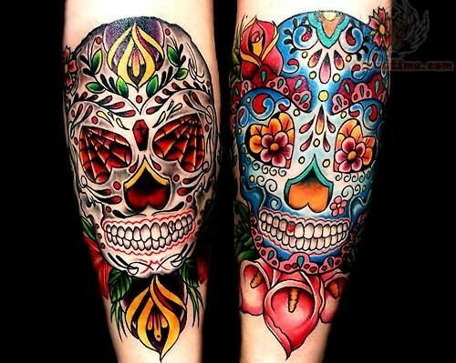 SUGAR SKULL  cover image
