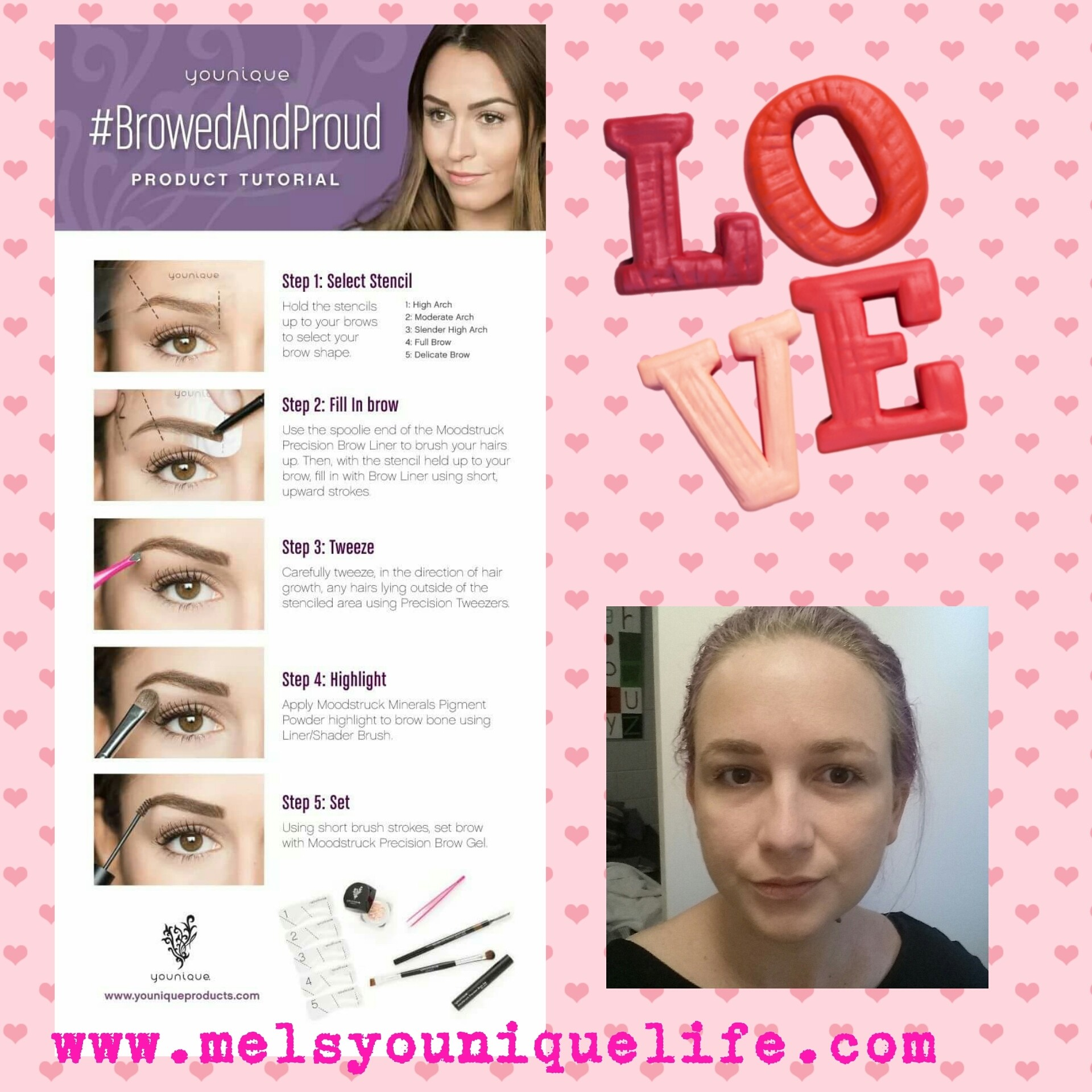 Gotta get them brows tamed... Get #BrowedAndProud with this months special! LOVE LOVE LOVE! www.melsyouniquelife.com to get yours now before they dissappear